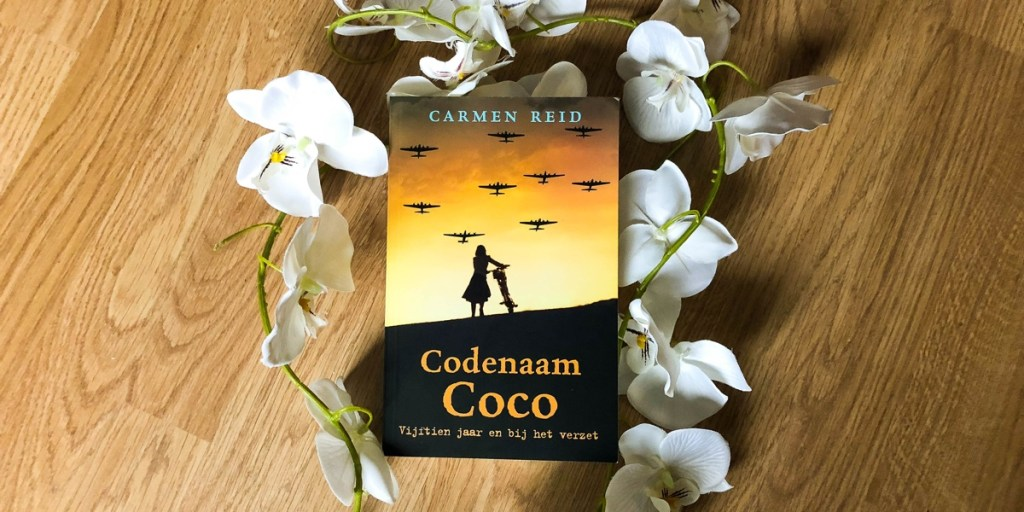 Codenaam coco - carmen reid