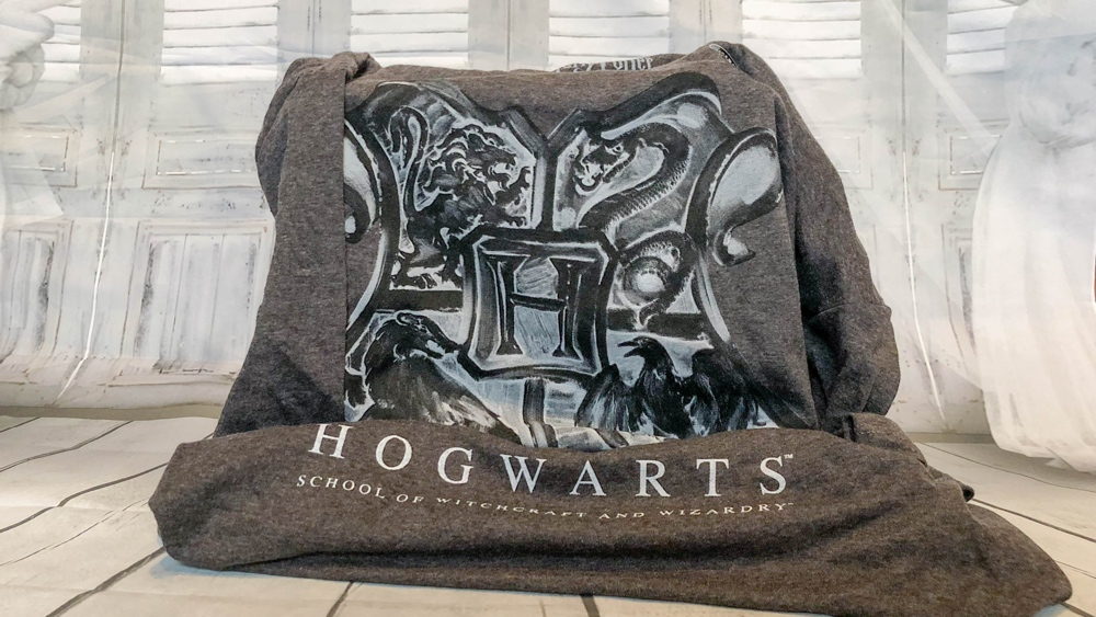 loot crate wizarding world box t-shirt