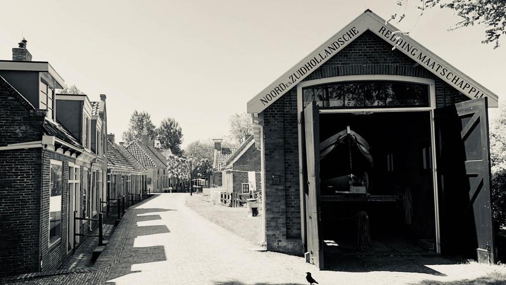 klassiek Noord en Zuid hollandsche reddingsmaatschappij enkhuizen zuiderzee museum enkhuizen