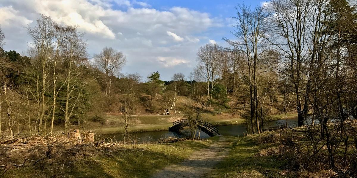 Brug Amsterdamse waterleidingduinen