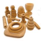 Montessori Korb Bianconigliokids