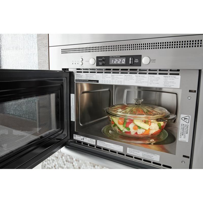 0 8 cu ft space saving microwave hood