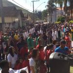 Rede de educação de Bias Fortes se mobiliza para desfile de 7 de setembro