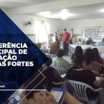 Aconteceu: Conferência Municipal de Educação e Audiência Pública de Educação