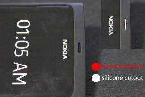 Nokia N9 Silicone Case