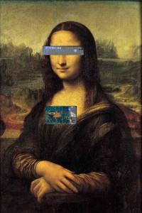 Mona Lisa in Malaysia