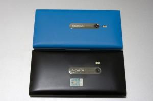 Lumia 800 & N9