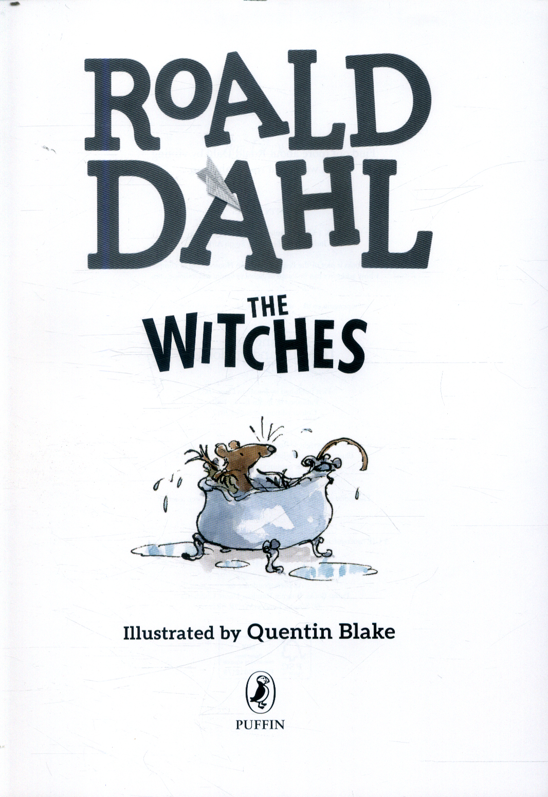 The Witches By Dahl Roald