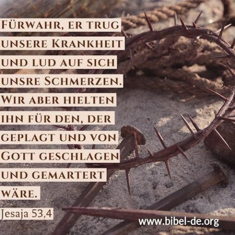 Bibelzitate Jesaja