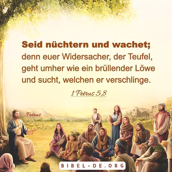 Petrus Predigt