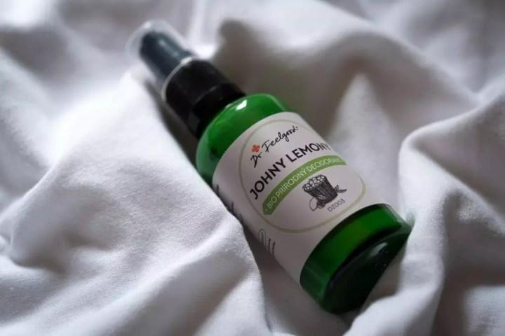 Detailná fotka Dr.Feelgood bio prírodného dezodorant- Johny Lemony