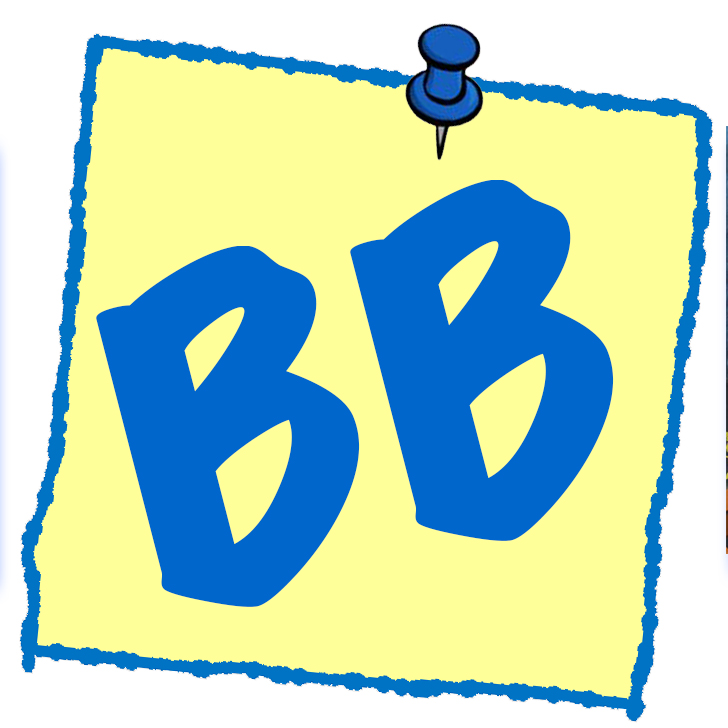 Bibi Belford author page favicon BB