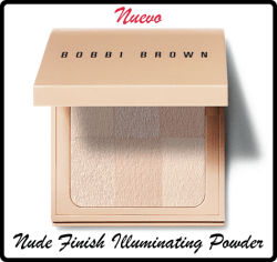 NUDE FINISH ILLUMINATING POWDER de Bobbi Brown