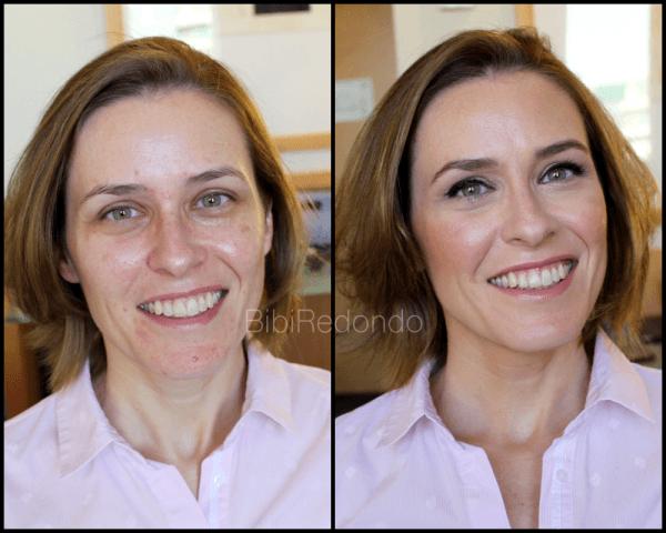 Maquillaje a Carla - Boda Sevilla / Productos Bobbi y Mac