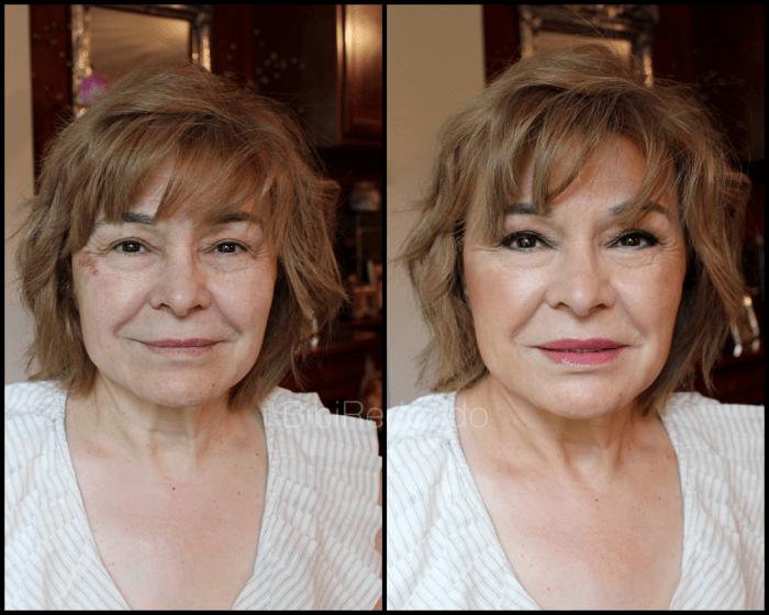 Maquillaje madrina Ascen