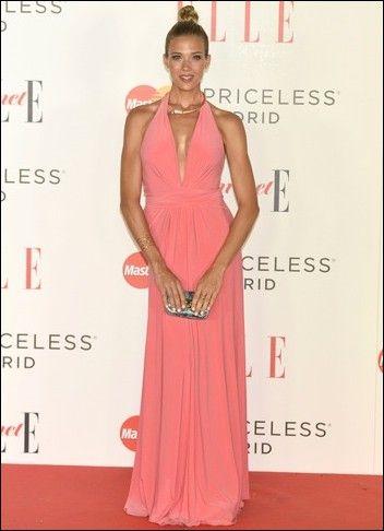 MAQUILLAJE PATRICIA MONTERO- Elle Gourmet Awards