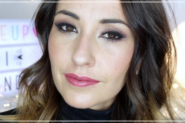 Maquillaje con intensidad media - SWEET PEACH de TOO FACED