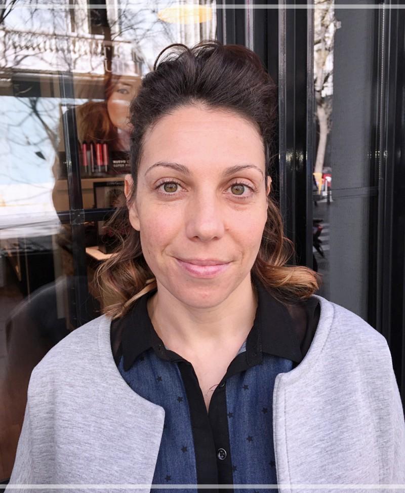 Maquillaje de novia a Sara en Studio Bobbi Brown