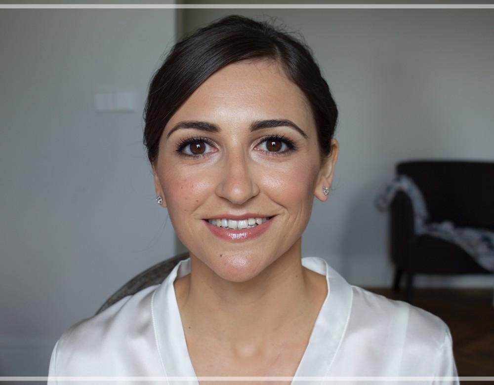 Maquillaje de novia VERENA