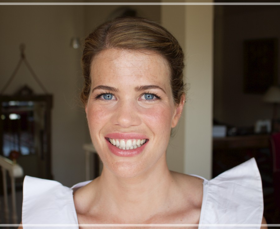 Maquillaje Pedida a Almudena -Bobbi Brown Cosmetics