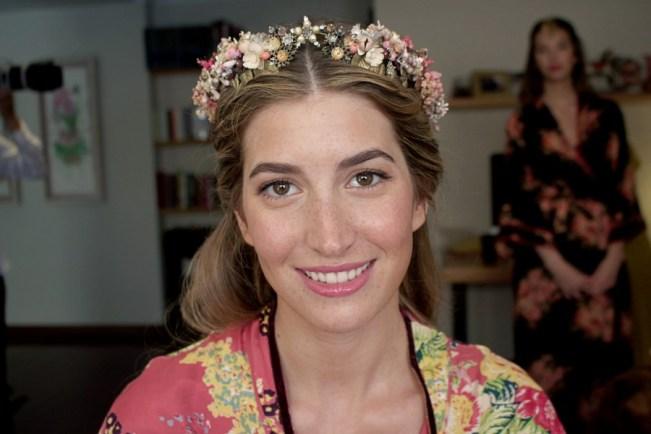 Maquillaje Novia Lourdes - Bobbi Brown