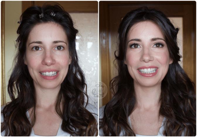 Novia Leticia -Bobbi Brown Cosmetics