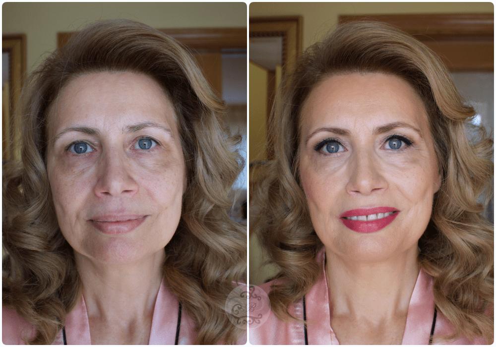 Maquillaje madre Leticia - Bobbi Brown Cosmetics
