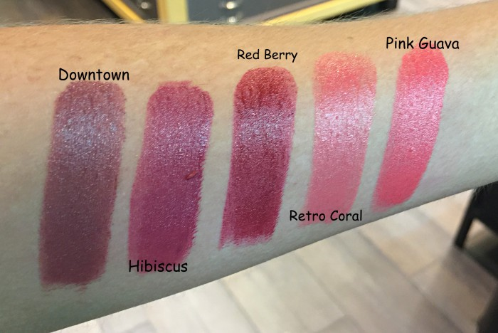 LUXE LIP COLOR -Bobbi Brown