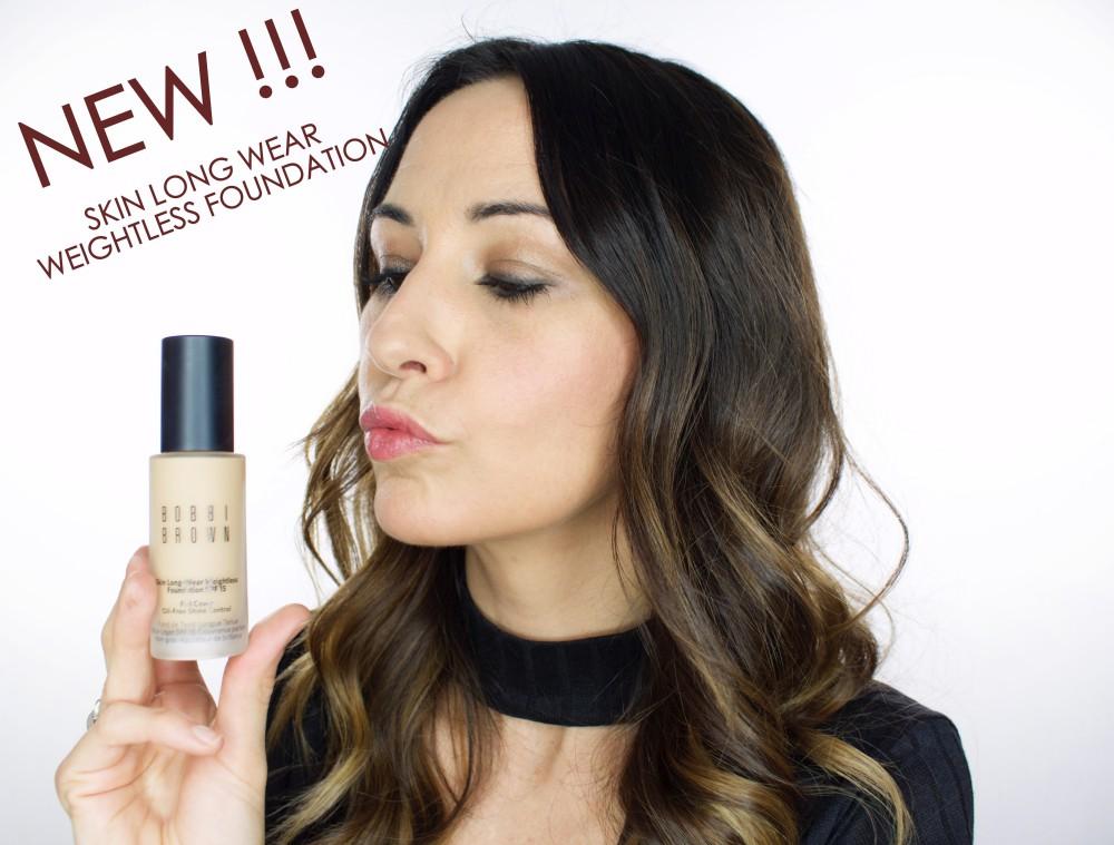 TUTORIAL - Con nueva base de maquillaje Bobbi Brown