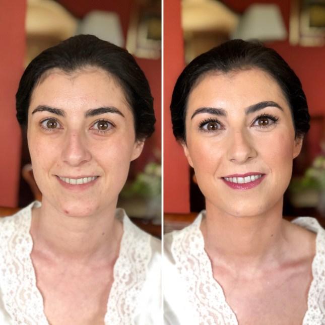 Maquillaje Novia - Marta/Productos Bobbi Brown