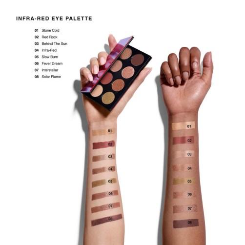 INFRA RED - ULTRA VIOLET Eye Shadow Palette - Bobbi Brown