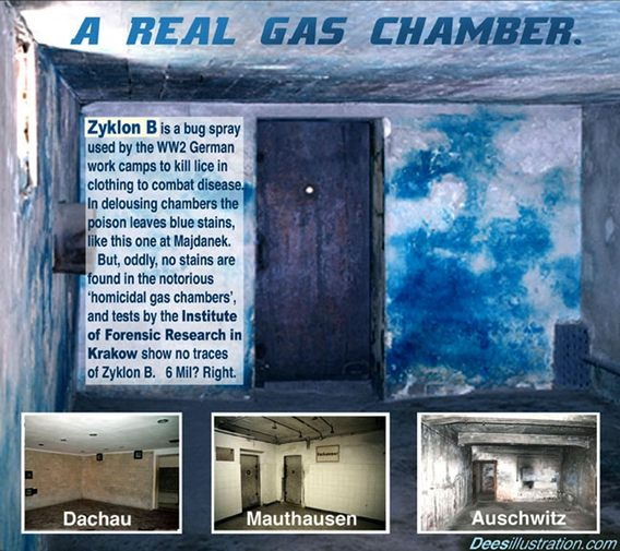 a real gas chamber