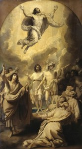 The Ascension of Christ - Benjamin West (about 1800)