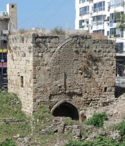 AinSur AinHiram at Tyre - spring where Jesus drank water from