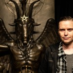 Lucien Greaves - one of the founders of The Satanic Temple