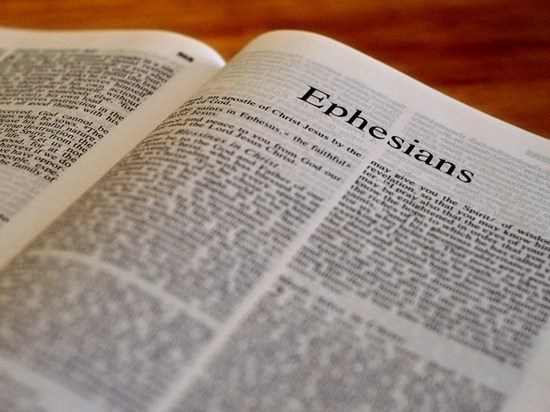 Detailed outline of the Book of Ephesians