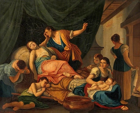 The birth of Benjamin and the death of Rachel