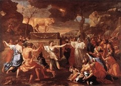 The Adoration of the Golden Calf