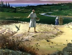 The Parable of the Sower - Artist unknown