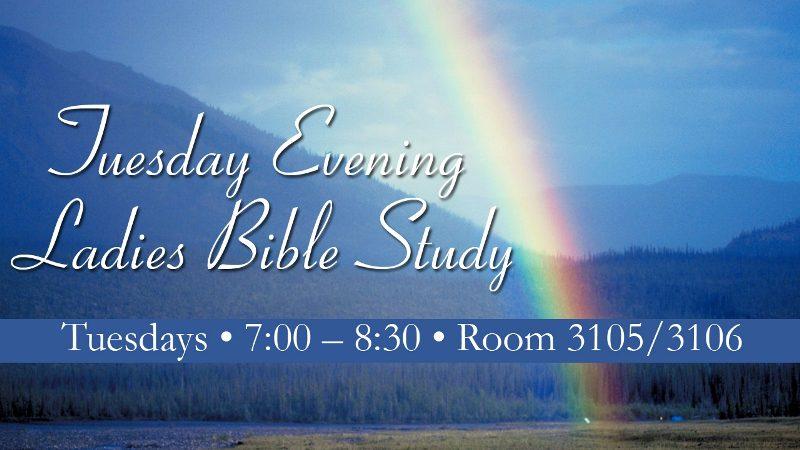 Tuesday Night Ladies Bible Study