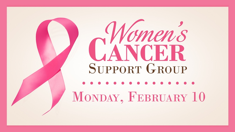 Women's Cancer Support Group