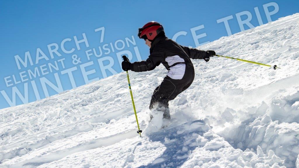 Teens to Winterplace (rescheduled)