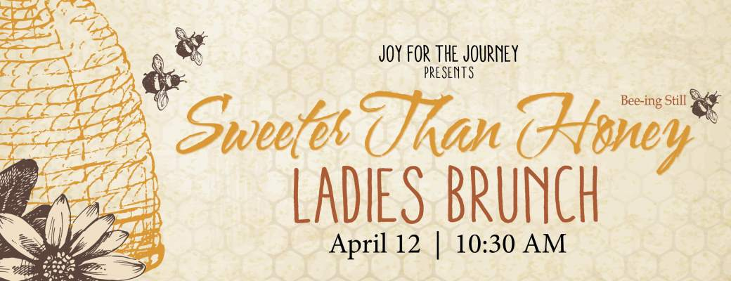 Joy for the Journey Ladies Brunch