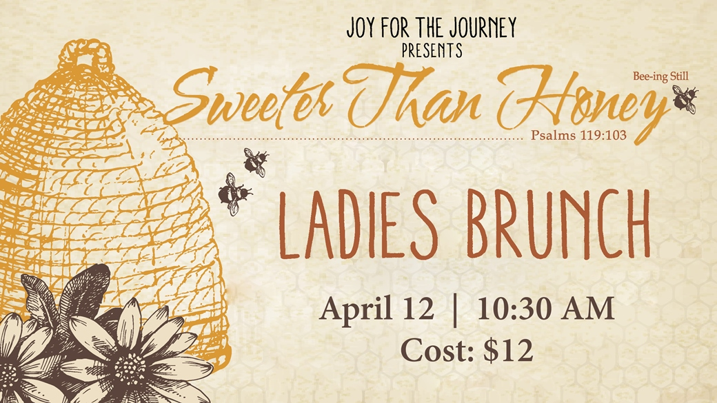 Ladies Brunch: Last Day to Purchase Tickets!