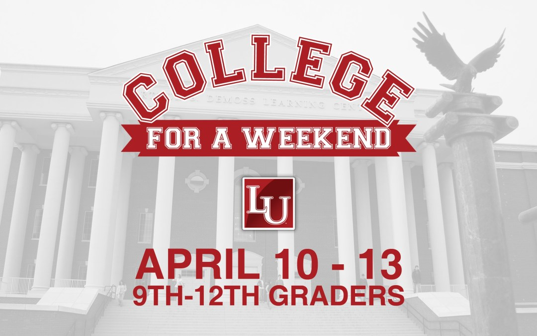 College for a Weekend