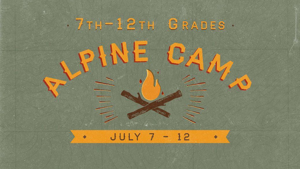 Alpine Camp Registration (Grades 7-12)