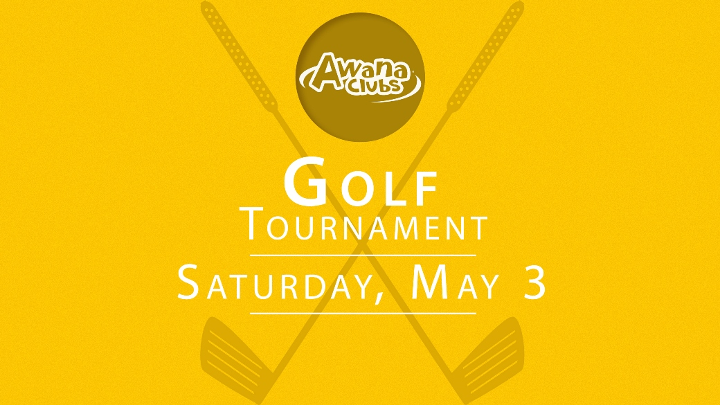 Awana Golf Tournament