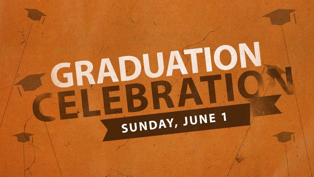 Graduation Celebration Sunday