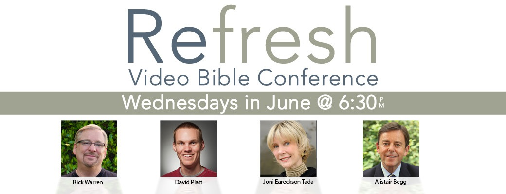 Refresh: Video Bible Conference