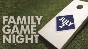 Game Night / Fun Night